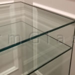 Custom Glass Console