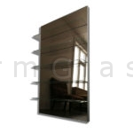 Glass and Mirror Shelves