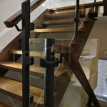 Railings with Posts and Hand Raill