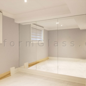 Featured Mirror Wall