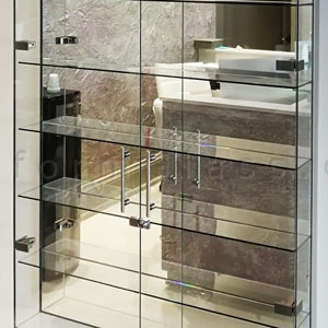 Featured Glass Cabinet