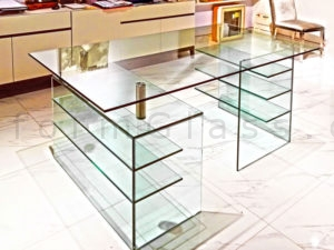 Custom Glass Furniture