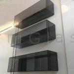 Custom Glass Shelves Toronto