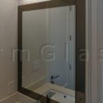 Vanity Mirror with Bronze Mirror Frame